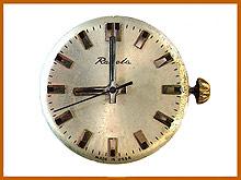 разборка наручных часов